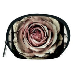 Vintage Rose Accessory Pouches (medium)