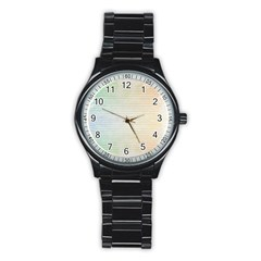 Page Spash Stainless Steel Round Watch