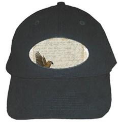 Tag Bird Black Cap
