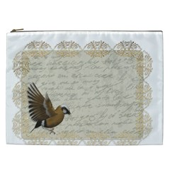 Tag Bird Cosmetic Bag (xxl)