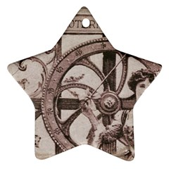 Lottery Star Ornament (two Sides)