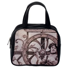 Lottery Classic Handbags (one Side)