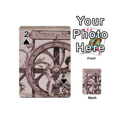 Lottery Playing Cards 54 (mini)