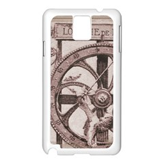 Lottery Samsung Galaxy Note 3 N9005 Case (white)