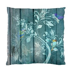 Green Tree Standard Cushion Case (two Sides)