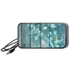 Green Tree Portable Speaker
