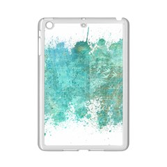 Splash Teal Ipad Mini 2 Enamel Coated Cases