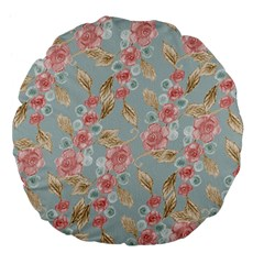 Background 1659236 1920 Large 18  Premium Flano Round Cushions