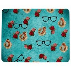 Vintage Glasses Jigsaw Puzzle Photo Stand (rectangular)