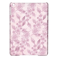 Pink Floral Ipad Air Hardshell Cases
