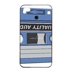 Cassette 40268 1280 Apple Iphone 4/4s Seamless Case (black)