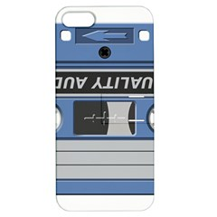 Cassette 40268 1280 Apple Iphone 5 Hardshell Case With Stand