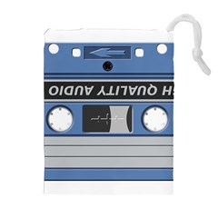 Cassette 40268 1280 Drawstring Pouches (extra Large)