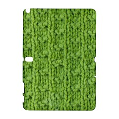 Knitted Wool Chain Green Galaxy Note 1