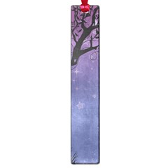 Silhouette Tree Large Book Marks