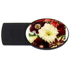Flowers 1776585 1920 Usb Flash Drive Oval (4 Gb)