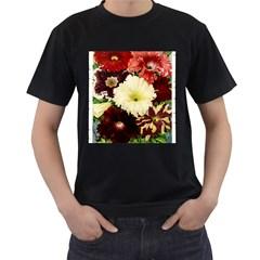 Flowers 1776585 1920 Men s T Shirt (black)