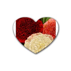 Flowers 1776584 1920 Rubber Coaster (heart)
