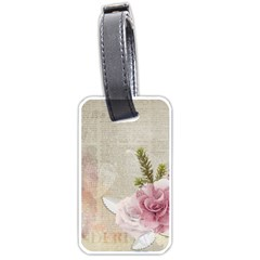 Scrapbook 1133667 1920 Luggage Tags (one Side)