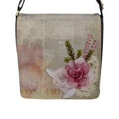 Scrapbook 1133667 1920 Flap Messenger Bag (l)
