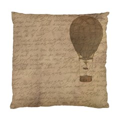 Letter Balloon Standard Cushion Case (two Sides)