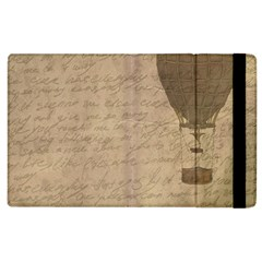 Letter Balloon Apple Ipad 2 Flip Case