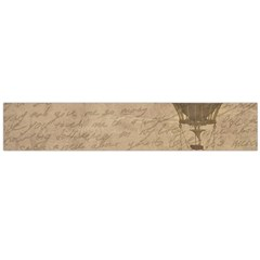 Letter Balloon Large Flano Scarf