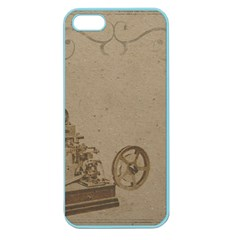 Camera Old Apple Seamless Iphone 5 Case (color)
