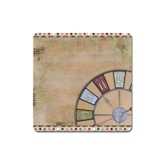 Circle Square Magnet