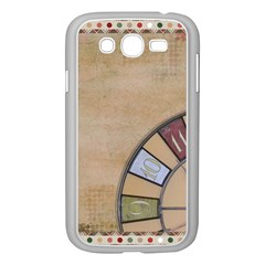 Circle Samsung Galaxy Grand Duos I9082 Case (white)