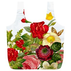 Flower Bouquet 1131891 1920 Full Print Recycle Bags (l)