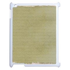 Old Letter Apple Ipad 2 Case (white)