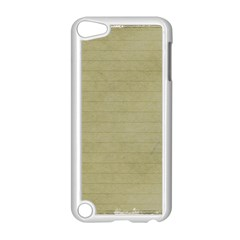 Old Letter Apple Ipod Touch 5 Case (white)