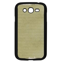 Old Letter Samsung Galaxy Grand Duos I9082 Case (black)