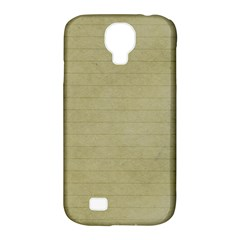 Old Letter Samsung Galaxy S4 Classic Hardshell Case (pc+silicone)