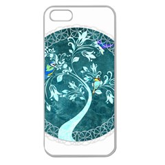 Tag 1763342 1280 Apple Seamless Iphone 5 Case (clear)