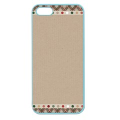 Background 1706649 1920 Apple Seamless Iphone 5 Case (color)