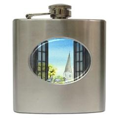 Town 1660455 1920 Hip Flask (6 Oz)