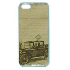Background 1706642 1920 Apple Seamless Iphone 5 Case (color)