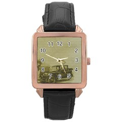 Background 1706642 1920 Rose Gold Leather Watch