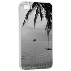 20180121 133522 Apple Iphone 4/4s Seamless Case (white)