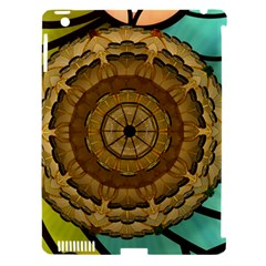 Kaleidoscope Dream Illusion Apple Ipad 3/4 Hardshell Case (compatible With Smart Cover)