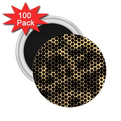 Honeycomb Beehive Nature 2 25  Magnets (100 Pack)
