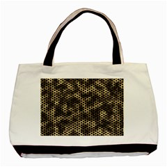 Honeycomb Beehive Nature Basic Tote Bag (two Sides)