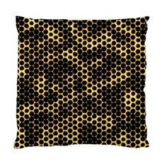 Honeycomb Beehive Nature Standard Cushion Case (one Side)