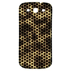 Honeycomb Beehive Nature Samsung Galaxy S3 S Iii Classic Hardshell Back Case