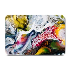 Abstract Art Detail Painting Small Doormat