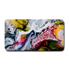 Abstract Art Detail Painting Medium Bar Mats