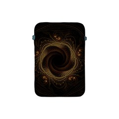 Beads Fractal Abstract Pattern Apple Ipad Mini Protective Soft Cases