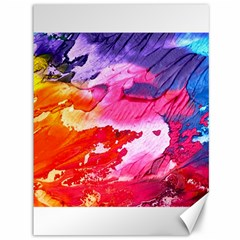 Abstract Art Background Paint Canvas 36  X 48